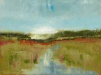 Landscape Aflutter Fine-Art Print