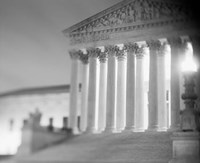 US Supreme Court, Washington DC Fine-Art Print
