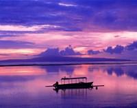 Sunrise, Bali/Sanur, Indonesia Fine-Art Print