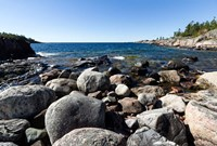 North Shore Lake Superior, Ontario, Canada Fine-Art Print