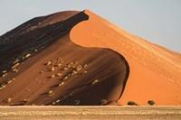 Sand Dune, Namib Desert, Namib-Naukluft National Park Fine-Art Print