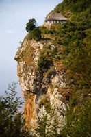 Cottage on a Cliff, Usambara Mountains, Tanzania Fine-Art Print