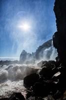 Oxararfoss Waterfalls, Thingvellir National Park, Iceland Fine-Art Print