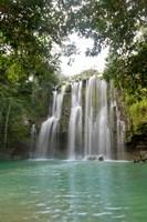 Llanos De Cortez Waterfall, Costa Rica Fine-Art Print
