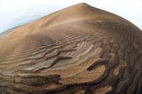 Desert Landscape, Namibia Fine-Art Print