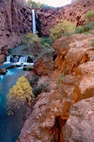 Havasu Falls, Grand Canyon National Park, Arizona Fine-Art Print
