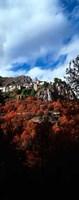 Roubion Village, Provence-Alpes-Cote d'Azur, France Fine-Art Print