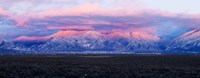 Sangre De Cristo Mountains, Taos County, New Mexico Fine-Art Print