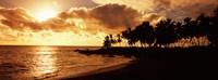 Honomalino Beach, Hawaii Fine-Art Print