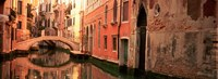 Building Reflections In Water, Venice, Italy Fine-Art Print