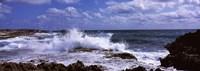Coastal Waves, Cozumel, Mexico Fine-Art Print