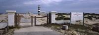 Cape Recife Lighthouse, Republic of South Africa Fine-Art Print