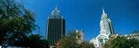 Skyscrapers, Mobile, Alabama Fine-Art Print