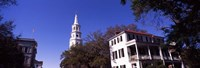 St. Michael's Episcopal Church, Charleston, South Carolina Fine-Art Print