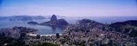 View of Rio De Janeiro, Brazil Fine-Art Print