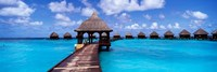 Thulhagiri Island Resort, North Male Atoll, Maldives Fine-Art Print