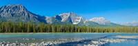 Athabasca River, Icefields Parkway, Jasper National Park, Alberta, Canada Fine-Art Print