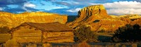 Ghost Ranch at Sunset, Abiquiu, New Mexico Fine-Art Print
