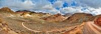 Titus Canyon Road, Death Valley National Park, California Fine-Art Print