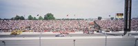 Racecars, Indianapolis, Indiana Fine-Art Print