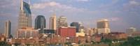 Skyline of Nashville, TN Fine-Art Print