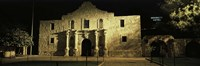 The Alamo, San Antonio, TX Fine-Art Print