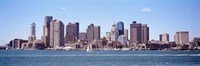 Waterfront Buildings, Boston, Massachusetts Fine-Art Print