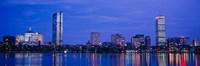 Skyline, Boston, Massachusetts Fine-Art Print