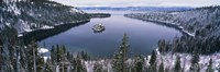 Emerald Bay, Lake Tahoe, CA Fine-Art Print