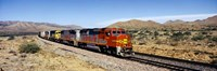Santa Fe Railroad, Arizona Fine-Art Print