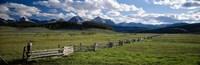 Sawtooth Mountains, Idaho Fine-Art Print