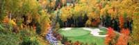 New England Golf Course Fine-Art Print