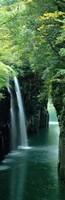 Waterfall in Miyazaki, Japan Fine-Art Print