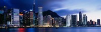 Central District, Hong Kong, Asia Fine-Art Print
