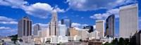 Charlotte, North Carolina Fine-Art Print