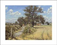 Summer Farm Fine-Art Print