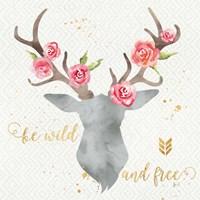 Wild Bohemian I Fine-Art Print