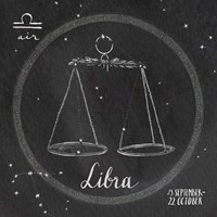 Night Sky Libra Fine-Art Print