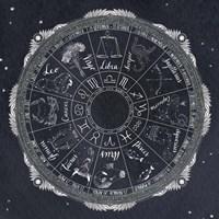 Night Sky Zodiac Fine-Art Print