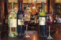 Reflection of Wine Fine-Art Print