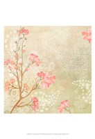 Sweet Cherry Blossoms I Fine-Art Print