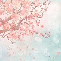 Sweet Cherry Blossoms III Fine-Art Print