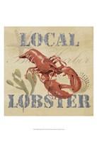 Wild Caught Lobster Fine-Art Print
