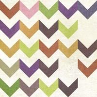Arrow Pattern I Fine-Art Print