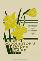 Boddington's Garden Guide I Fine-Art Print