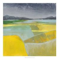 Golden Valley I Fine-Art Print