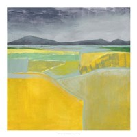 Golden Valley II Fine-Art Print