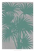 Chromatic Palms II Fine-Art Print