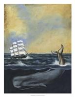 Whaling Stories I Fine-Art Print
