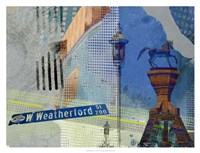 Weatherford St. Ft. Worth Fine-Art Print